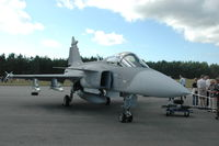 39221 @ ESDF - Saab JAS39C Gripen fighter of the Swedish Air Force at Ronneby Air Base. - by Henk van Capelle