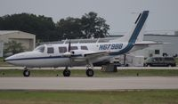 N679BB @ LAL - Aerostar 601P