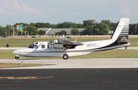 N690LL @ ORL - Rockwell Aero Commander 690B