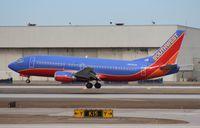 N693SW @ DTW - Southwest 737-300