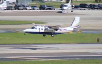 N695MM @ TPA - Commander 695A