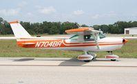 N704BR @ LAL - Cessna 150M