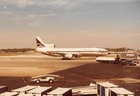 N704DA @ FLL - Delta L1011-1 taken by my father David Compton in 1978 on a family trip