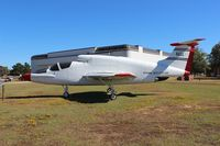 N705NA - XV-5B at the Army Aviation Museum Ft. Rucker AL