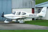 N147GT @ EGBJ - Cirrus147 flying group - by Chris Hall