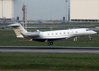 M-GSIX @ LFBO - Landing rwy 14R - by Shunn311