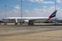 A6-EGF @ YMML - At Tullamarine - by Micha Lueck