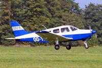 OO-TMP @ EBDT - Piper PA-28-161 Warrior III [2842313] Schaffen-Diest~OO 14/08/2010