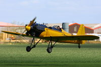 G-RLWG @ EGBR - at Breighton's 'Early Bird' Fly-in 13/04/14 - by Chris Hall