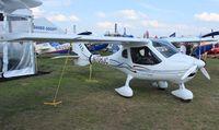 N706JC @ LAL - Flight Design CTLS