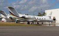 N707KD @ OPF - Gulfstream 2