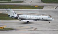 N710LX @ FLL - Gulfstream IV