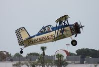 N711WW @ ORL - Aerial Messages Banner Tow Ag Cat