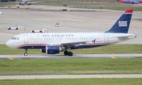 N712US @ TPA - US Airways A319