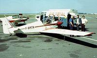 F-BMTN @ LFPN - Alpavia RF-3 [79] Toussus Le Noble~F 16/09/1978. Taken from a slide.