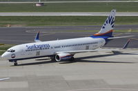 D-ASXE @ EDDL - SunExpress Germany - by Air-Micha