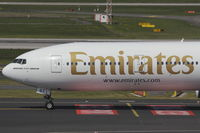 A6-EGT @ EDDL - Emirates - by Air-Micha