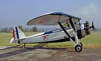 F-BCNN @ LFDM - Morane-Saulnier MS.317 [6592/338] Marmande-Virazeil~F 20/09/1982. Taken from a slide.