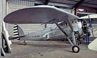 F-BCNU @ LFFQ - Morane-Saulnier MS.317 [351] La Ferte Alais~F 16/07/1982. Taken from a slide.