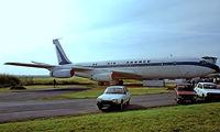 F-BHSF @ LFQT - Boeing 707-328 [17618] (Air France) Merville-Calonne~F 29/07/1983