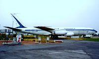F-BHSF @ LFQT - Boeing 707-328 [17618] (Air France) Merville-Calonne~F 13/09/1985