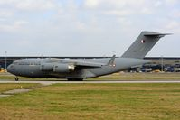 A7-MAC @ LOWW - Qatar Air Force C17 - by Dietmar Schreiber - VAP