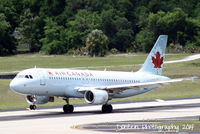 C-GKOD @ KTPA - Air Canada Flight 902 (C-GKOD) arrives at Tampa International Airport following a flight from Toronto Pearson International Airport - by Donten Photography