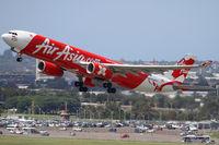9M-XXP - A333 - AirAsia X