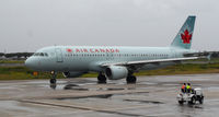 C-FPDN @ MKJS - Taxiing to takeoff @ MKJS - by Arthur Tanyel