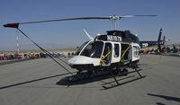 N6197N @ KWJF - On display at the Los Angeles County Airshow 2014