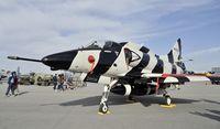 N207AT @ KWJF - On display at the Los Angeles County Airshow 2014