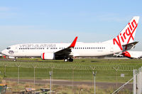 VH-VUC @ YSSY - taxiing to 34R - by Bill Mallinson