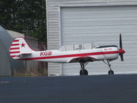 ZK-KGB @ NZAR - side view from distance - by magnaman