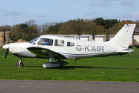 G-KAIR @ EGBR - at Breighton's 'Early Bird' Fly-in 13/04/14 - by Chris Hall