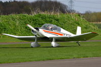 G-DIZO @ EGBR - at Breighton's 'Early Bird' Fly-in 13/04/14 - by Chris Hall