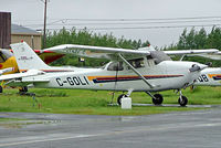 C-GOLI @ CYHU - Cessna 172R Skyhawk [172-81023] St. Hubert~C 17/06/2005 - by Ray Barber