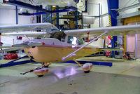 C-GNEA @ CYHU - Cessna 172M Skyhawk [172-64265] St. Hubert~C 17/06/2005 - by Ray Barber