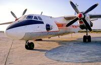 70-ABN @ LCLK - Larnaca Cyprus 15.4.87 with s/n 615 Alyemda/Yemen AF - by leo larsen