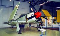 6-43 - Hawker Sea Fury FB.50 [6310] Kamp Van Zeist Soesterberg~PH 11/08/2000 - by Ray Barber