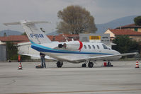 G-IUAN @ LIRP - Parked
