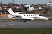 CS-PHZ @ ESSB - Lining up runway 12. - by Anders Nilsson