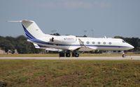 N729TY @ ORL - Gulfstream G-IV