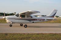 N732VN @ LAL - Cessna T210M