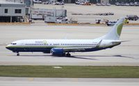 N733MA @ MIA - Miami Air 737-800