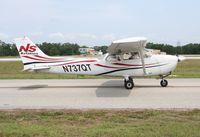 N737QT @ LAL - Cessna 172N