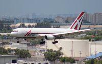 N742AX @ MIA - ABX 767-200