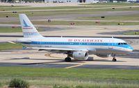 N744P @ TPA - USAirways Piedmont A319