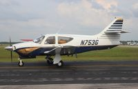N753G @ LAL - Rockwell 112B - by Florida Metal