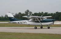 N757VY @ LAL - Cessna R182