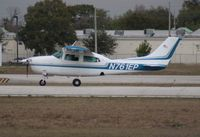 N761EP @ ORL - Cessna 210M